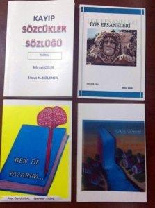 Gazipaşa Ortaokulu'nun genç yazarları