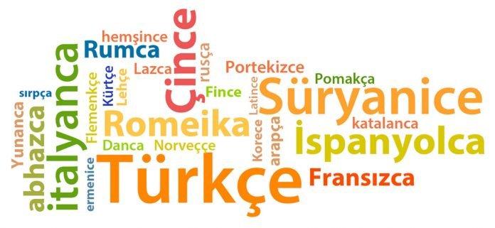 Türkiye'de Konuşulan Anadiller