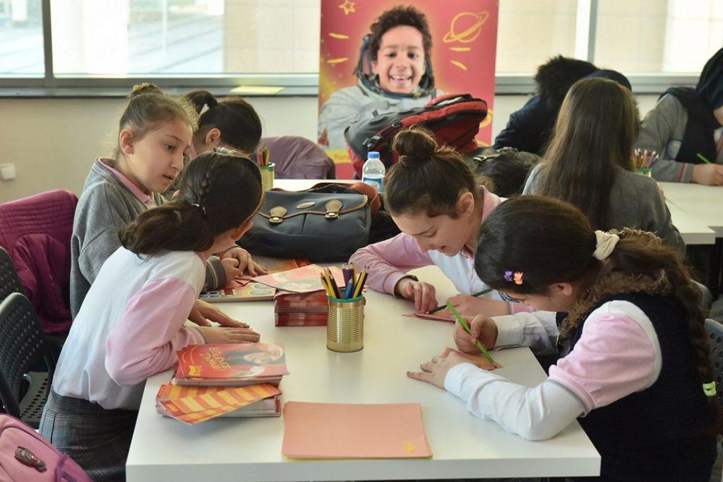Harika matematik Sultangazi'de çocuklarla buluştu 2