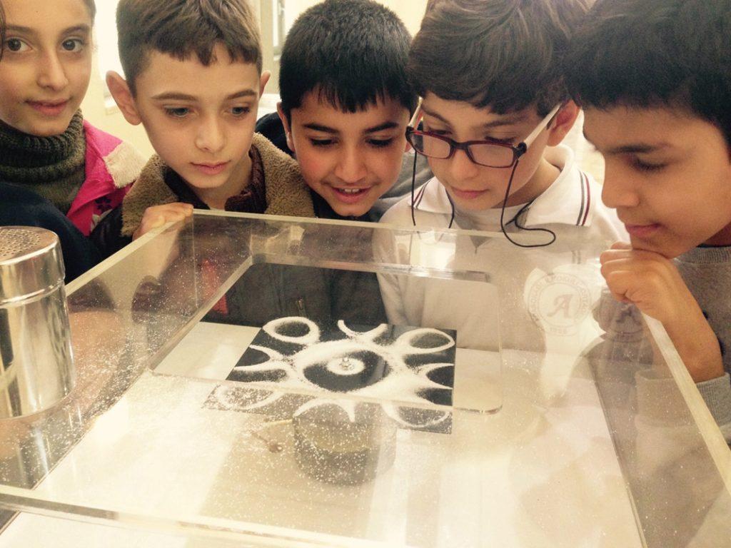 Harika matematik Sultangazi'de çocuklarla buluştu 3