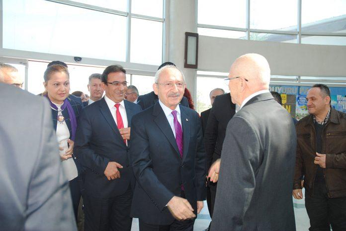CHP lideri Kılıçdaroğlu Afyonkarahisar'da