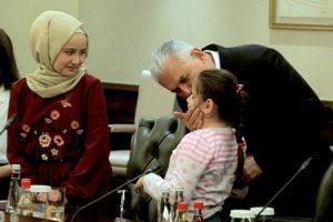 çocuk başbakan