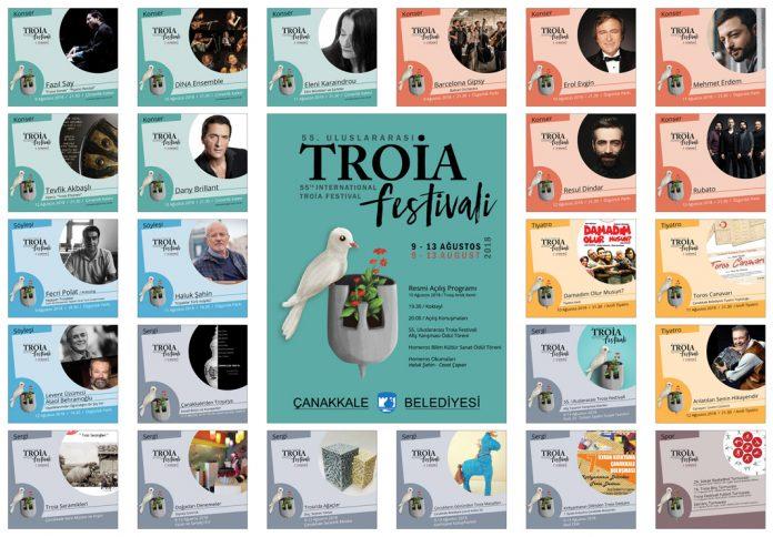 Uluslararası Çanakkale Troia Festivali