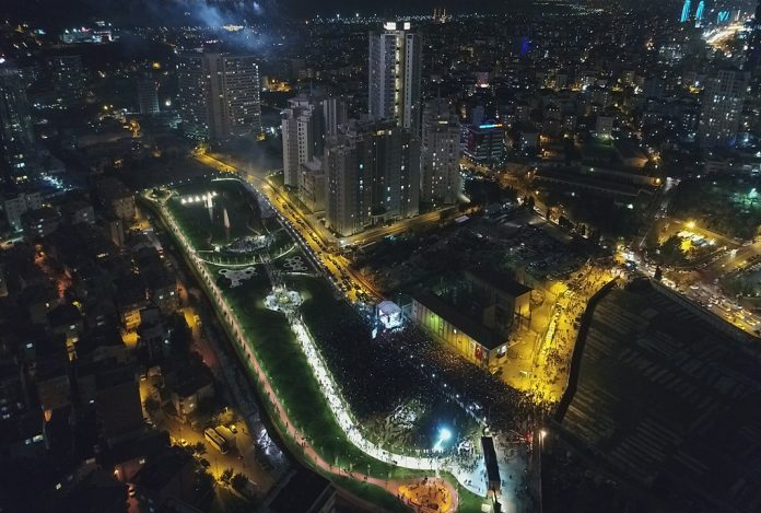 şehir parkı