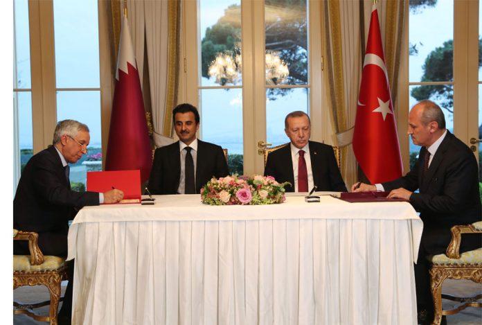 Türkiye-Katar